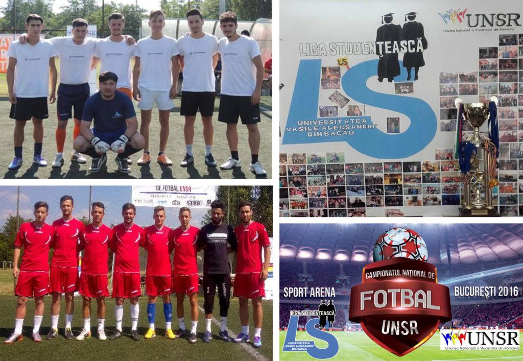 Campionatul Național de Fotbal UNSR