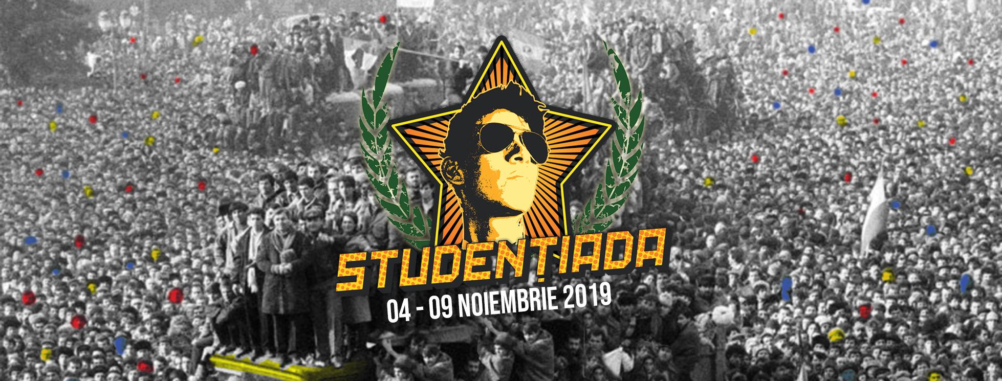 Studențiada 2019 – Program